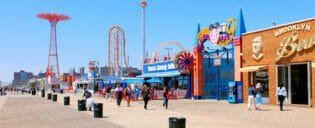 Coney Island in New York