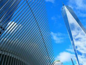 Lower Manhattan New Yorkissa - One World Trade Center