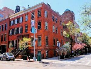 West Village New Yorkissa