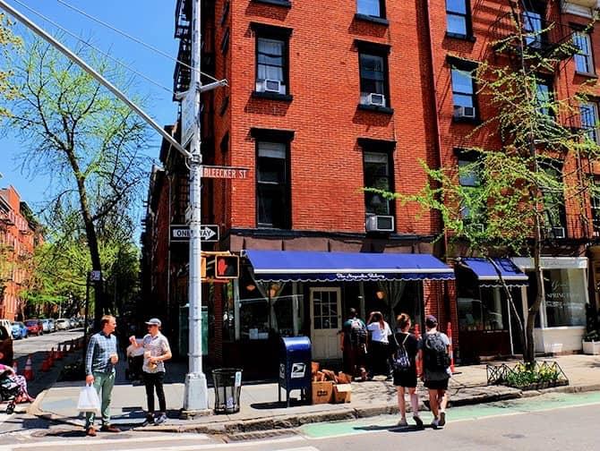 West Village New Yorkissa - Bleecker Street