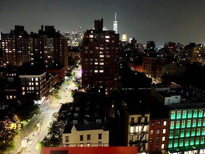 West Village New Yorkissa - Yönäkymät