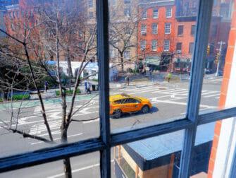 West Village New Yorkissa - Hotellinäkymä