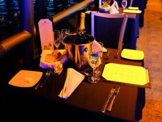 New York -illallisristeily - Upgrade