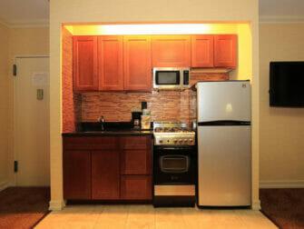 Asunnon vuokraus New Yorkissa - Radio City Apartments