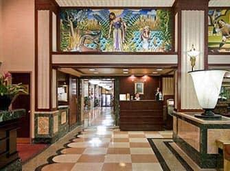 Edison Hotel New Yorkissa - respa