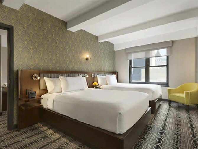 Edison Hotel New Yorkissa