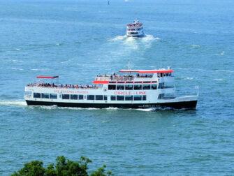 Circle Line Best of NYC Cruise - Circle Linen risteilijä