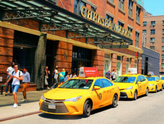 Meatpacking District NYC - Chelsea Market