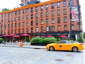 Meatpacking District NYC - Dos Caminos
