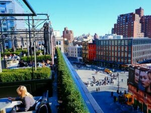 Meatpacking District New Yorkissa