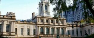 Civic Center New Yorkissa