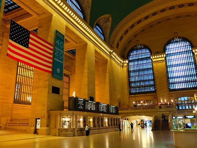 Naapurusto: Midtown Manhattan - Grand Central