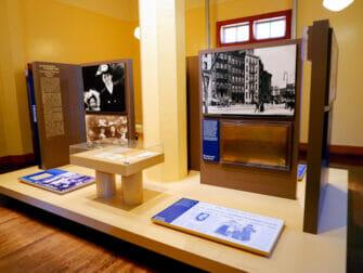 Vapaudenpatsas ja Ellis Island -risteily New Yorkissa - Näyttely