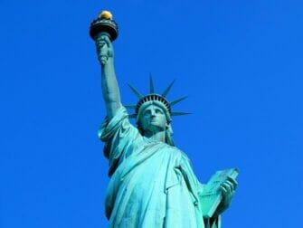 Vapaudenpatsas ja Ellis Island -risteily New Yorkissa - Vapaudenpatsas