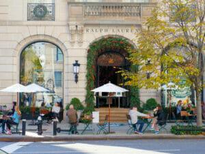 Upper East Side New Yorkissa
