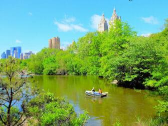 Upper East Side New Yorkissa - Central Park
