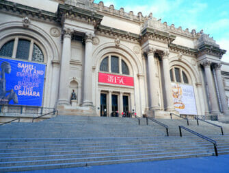 Upper East Side New Yorkissa - Metropolitan Museum