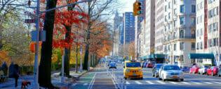 Upper Eest Side New Yorkissa