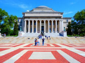 Upper Eest Side New Yorkissa - Columbia University