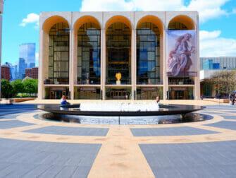 Upper Eest Side New Yorkissa - Lincoln Center