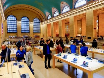 Apple Store New Yorkissa - Grand Central