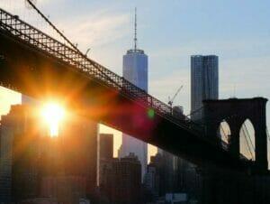 New Yorkin keskilämpötilat