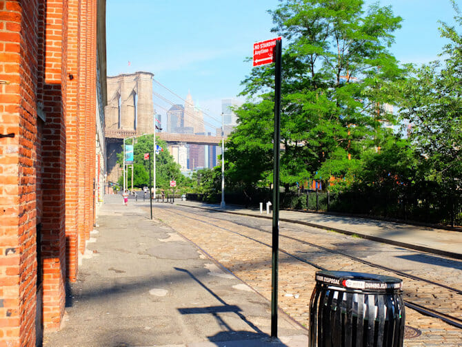 Tarjous - Brooklyn-kierros