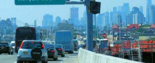 Auton vuokraus New Yorkissa