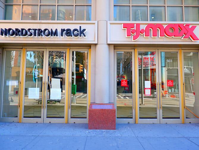 Miten tehdä löytöjä New Yorkissa shoppaillessa?