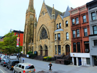 Harlem New York - Kirkko