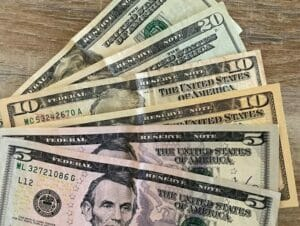 Raha New Yorkissa