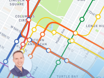 New Yorkin metro - Eric's New York App