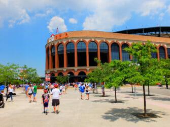 Queens New Yorkissa - Citi Field stadion