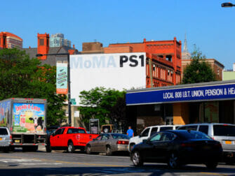 Queens in New York - MoMA PS1