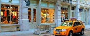 Shoppailu New Yorkin SoHossa
