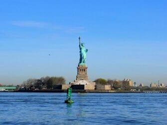 Staten Island Ferry - Vapaudenpatsas