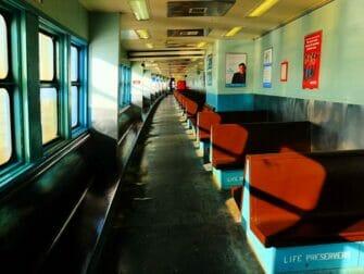 Staten Island Ferry - sisalta