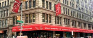 The Strand -kirjakauppa New York
