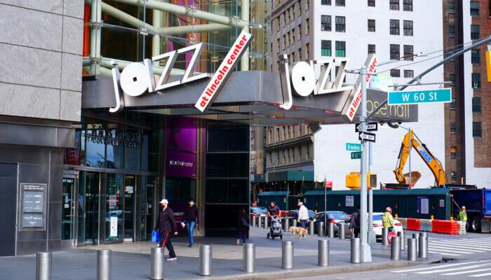 Jazz ja blues New Yorkissa - Jazz at Lincoln Center