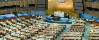 YKn paamaja New Yorkissa
