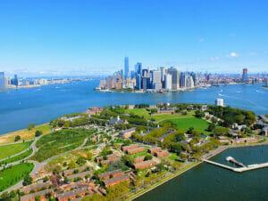 Governors Island New Yorkissa