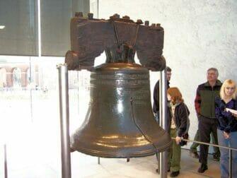 New Yorkista Philadelphiaan ja Amish Countryyn päivämatka - Liberty Bell
