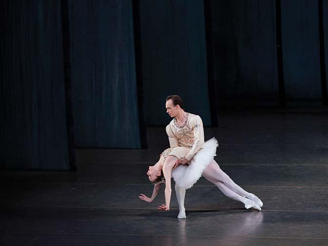 New York City Ballet -liput - Jewels