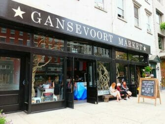 Torit New Yorkissa - Gansevoort Market