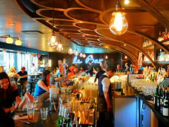 Torit New Yorkissa - Le District Le Bar