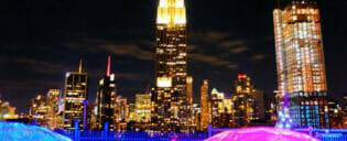 New Yorkin yoelama Midtown
