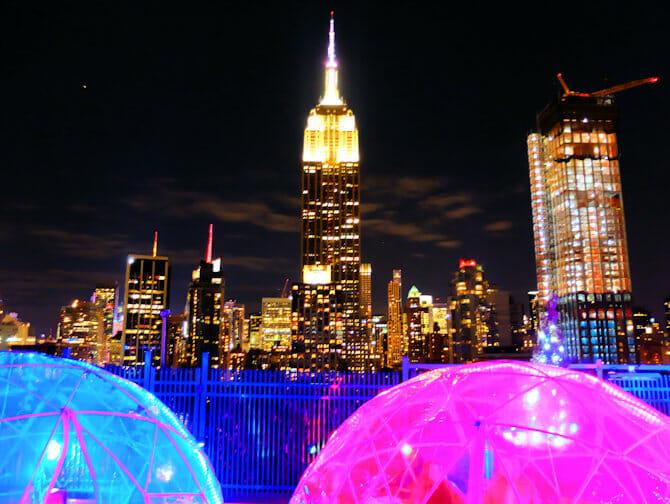New Yorkin yöelämä Midtown