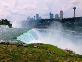 Niagara Falls Amerikan puolelta