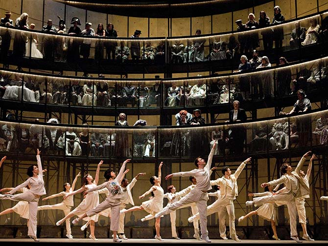 Oopperaliput New Yorkissa - Orfeo