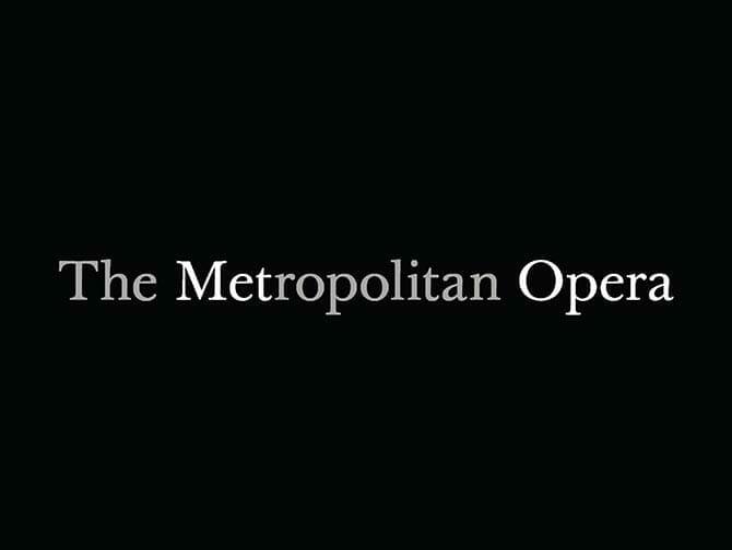 Oopperaliput New Yorkissa